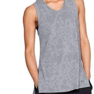 Under Armour Women Unstoppable Burnout Tunic Shirt